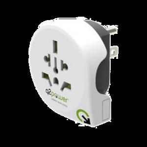 Multiadapter från Q2Power