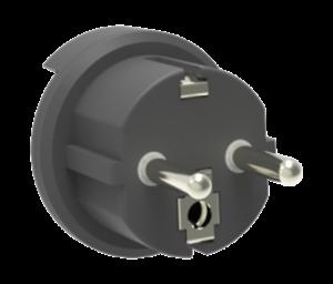 Q2Power multiadapter - Typ C