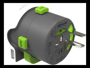 Multiadapter med USB - Typ B