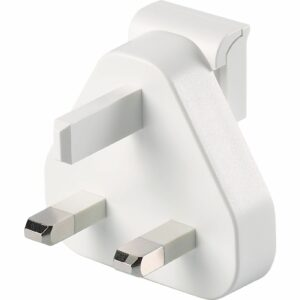 USB-laddare med brittisk standard